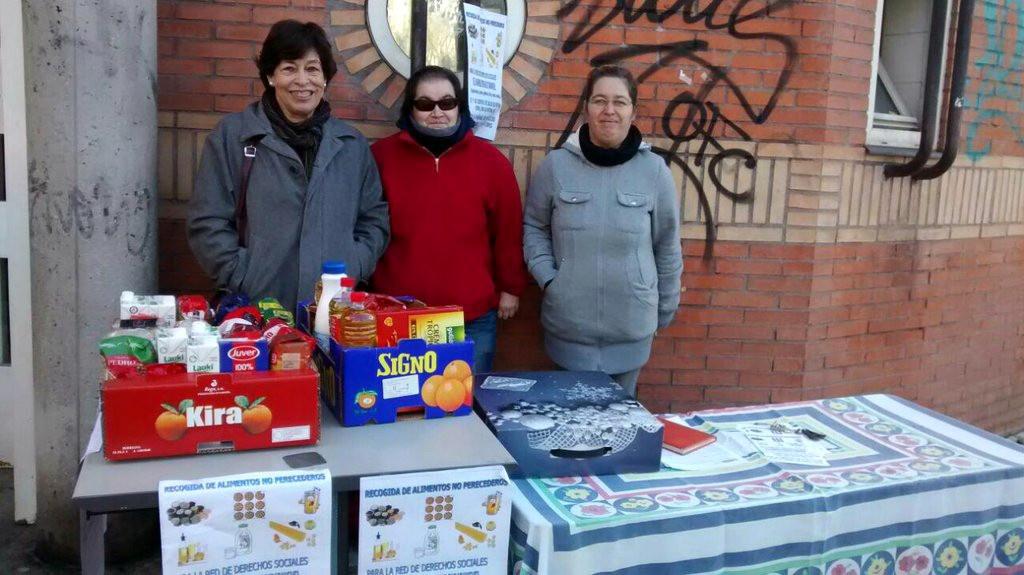 RDS- Recogida alimentos (diciembre 2015)